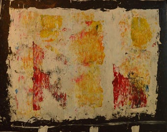 22x27.5in Custom Abstract Painting