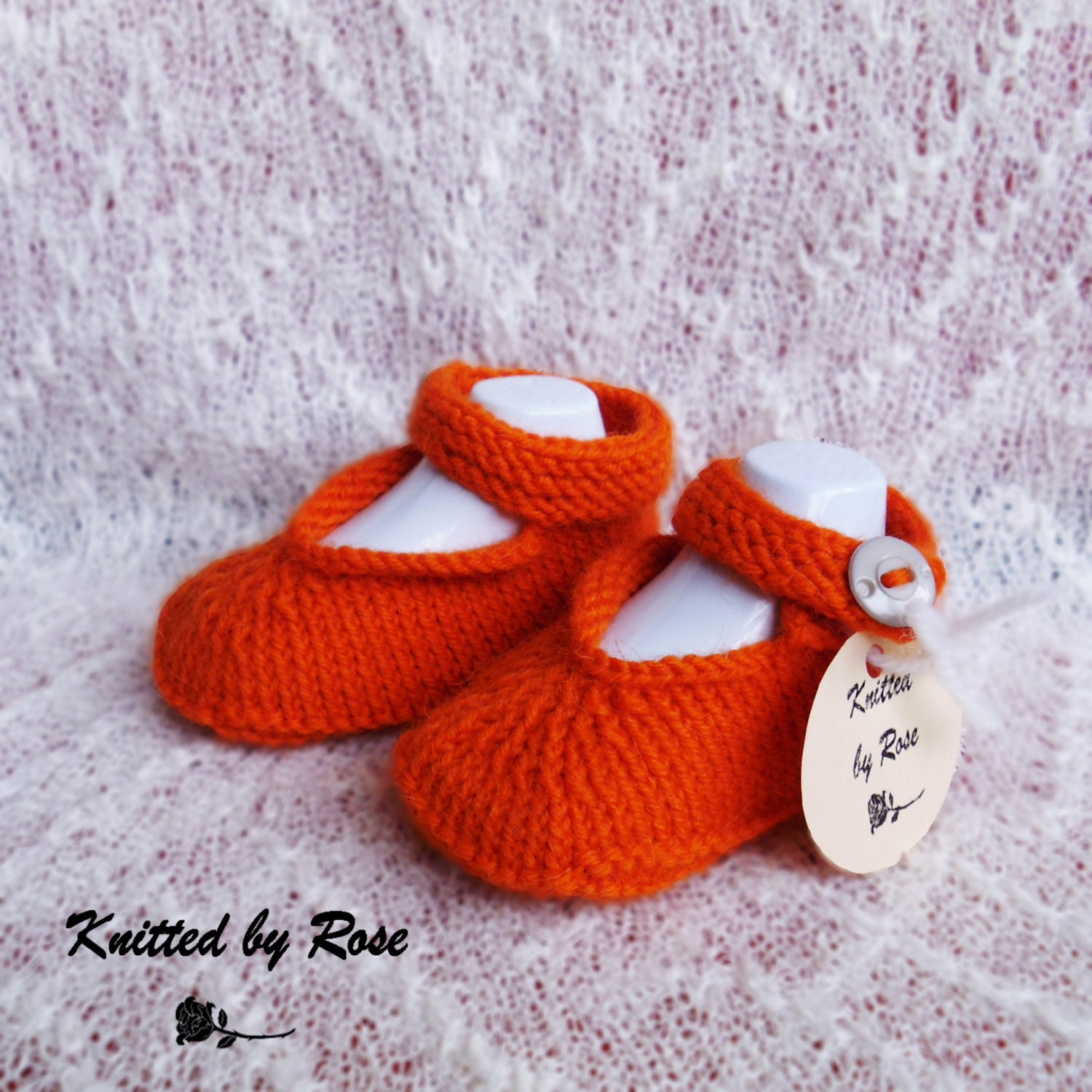 merino wool booties Hand Knit Baby Items Lace SANDALS