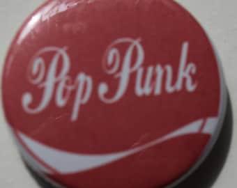 pop-punk 1.5 inch Button