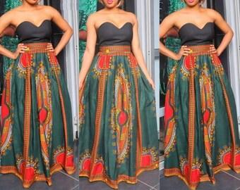 Stunning African Print Dress