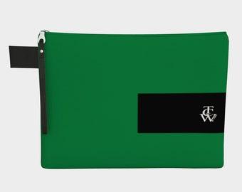 Classic (Green) - TCWear by TCrazy - Clutch