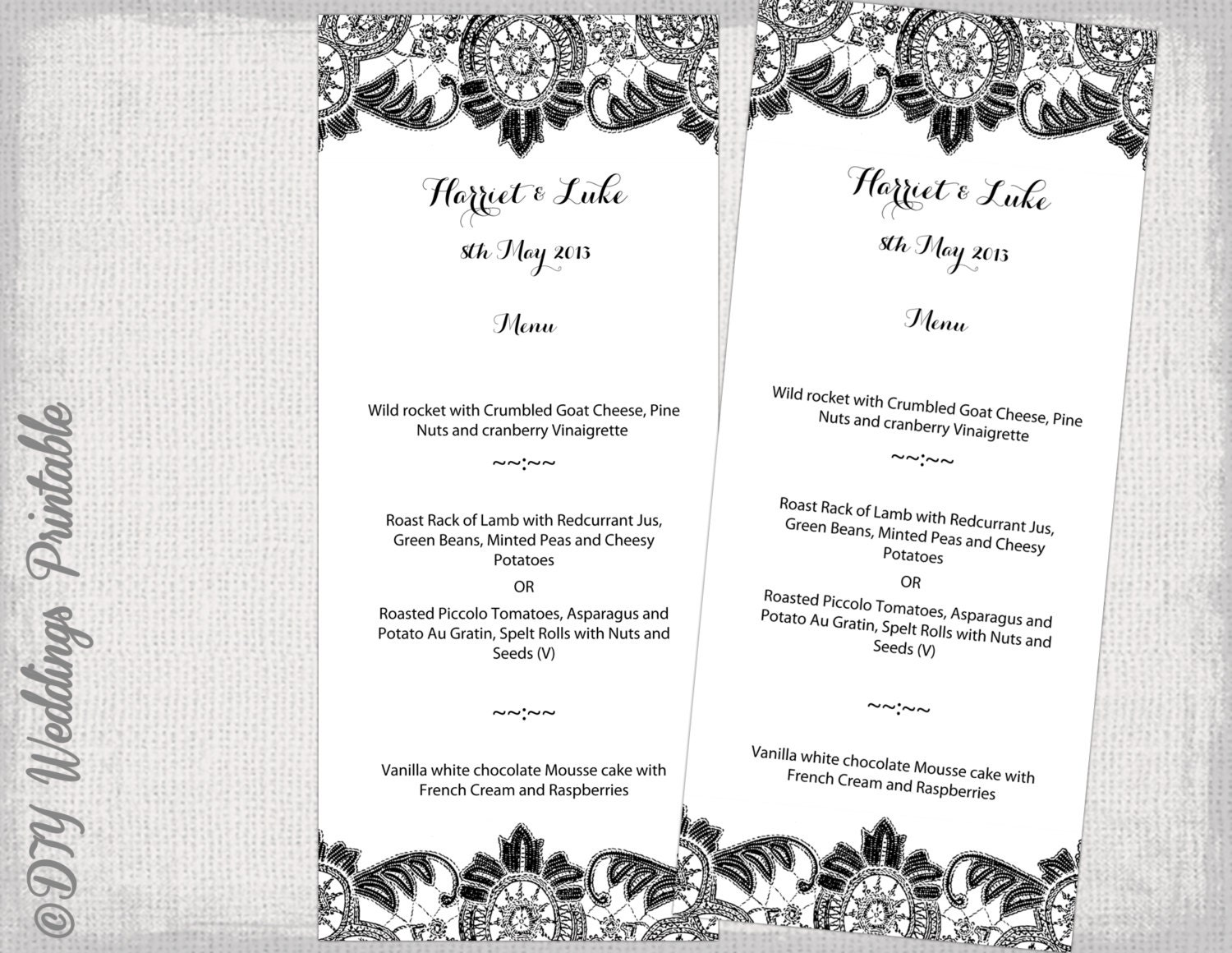 Free Wedding Menu Templates For Microsoft Word. Free Wedding Templates  Programs Response Cards And More .  Free Menu Templates Microsoft Word