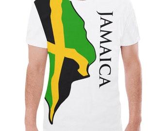 Jamaica Men's Classic Flag Tee 2.0