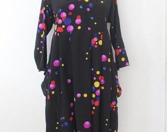 Vintage Bubble gum dress/Tunic