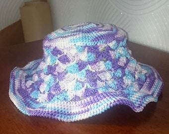 Charlotte for girl or teen, vintage type Hat