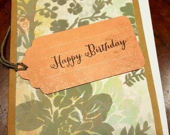Velvet Happy Birthday