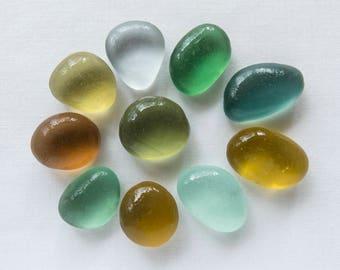 English Sea Glass - Pastels - Lot DC1207