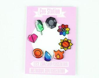Pokemon Pin Pack