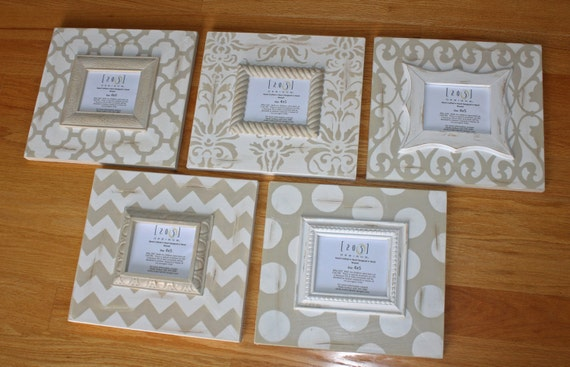 moroccan frames damask frames painted frames frame collage