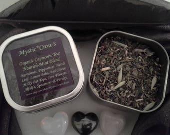 Capricorn Tea: Nourish-Mint Blend