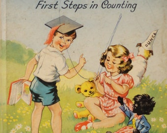 Jack and Jill's Jolly Book - first steps in counting