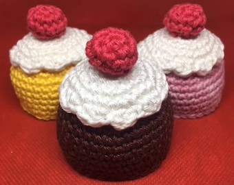 SETS Easter Cupcake Egg Warmer Multiple Colours With Cherry On Top (sets)