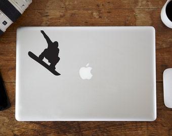 Snowboard MacBook Decal