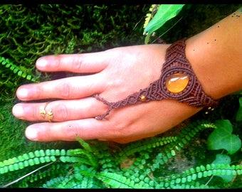 Amber Warrior bracelet