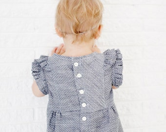 the AVERY top pdf pattern size 18M to 10