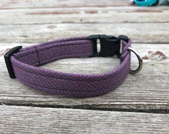 "Handmade Dog Collar - ""Sweet N Sour"""