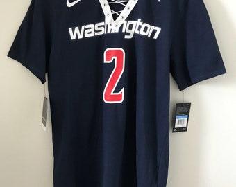 John Wall Washington Wizards NBA Lace-Up Tee
