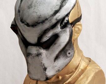 Predator 1:1 Bio Mask Replica Forjadict3d
