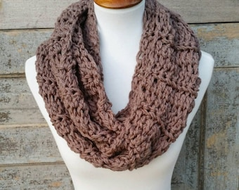 Claire Fraser Inspired Infinity Cowl Neck Scarf. Infinity Scarf. Cowl. Scarf. Cosplay.