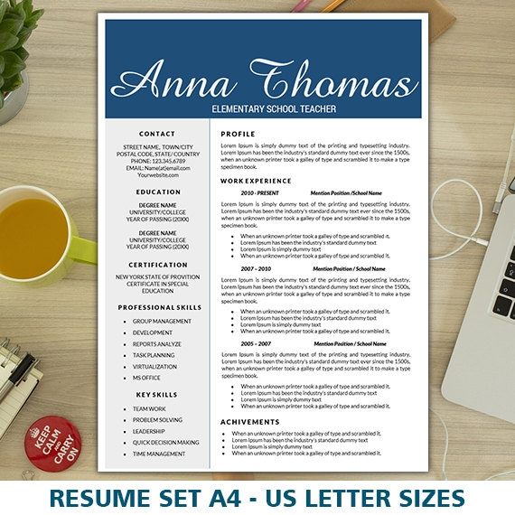 modern resume template for teachers tier brianhenry co