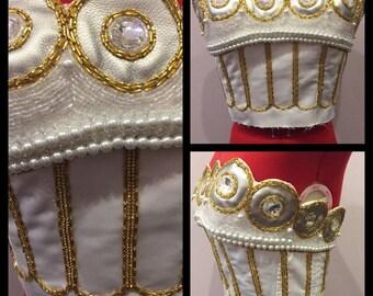 Queen Serenity Cosplay Dress Sailor Moon anime/manga