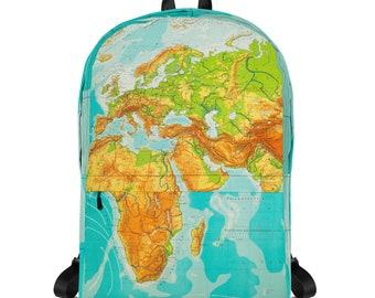 Around the World - Backpack