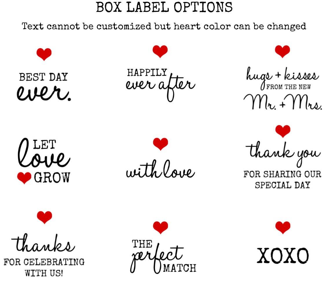 Wedding Favor Candles - Merci Beaucoup Label Design - Thank You ...