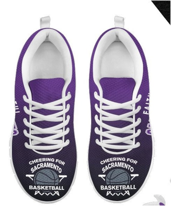Walking Shoes BK HB Kings 027A PP Sneakers Basketball Sacramento Fan wqOxTfPB