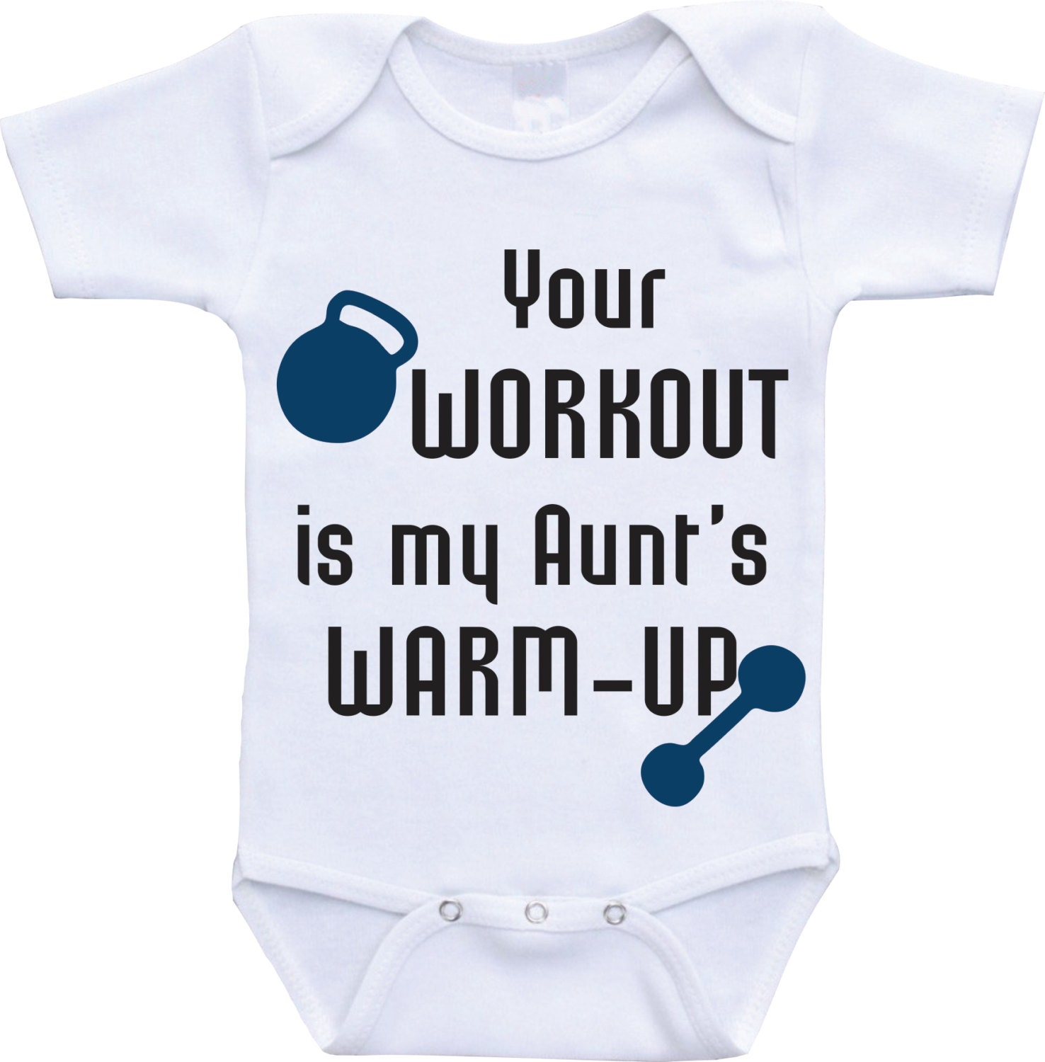 Aunt Shirt Workout esies Aunt Babyshirts Work out Baby shirt