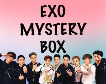 Exo Inspired Kpop Mystery Box