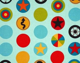 Riley BLAKE Fabrics Peak hour child patchwork fabric