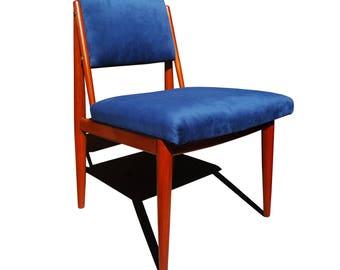 Mid-century modern desk / vanity chair