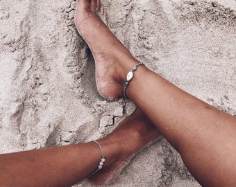 Pure Shell Ankle Strap