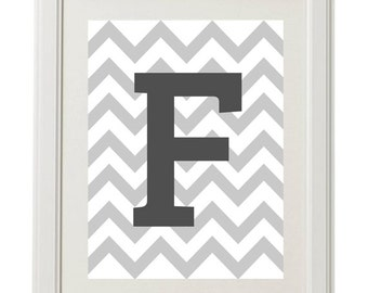 Custom Monogram Printable