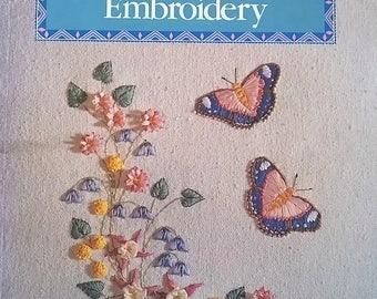 Original Designs for Silk Ribbon Embroidery by Jenny Bradford