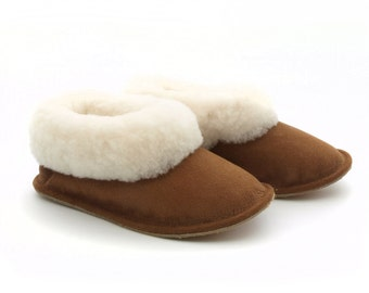 Babies & Toddlers sheepskin slippers