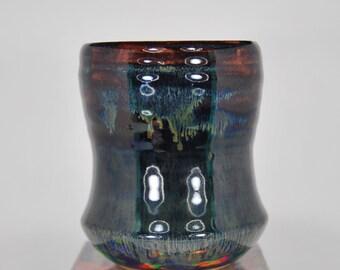 Dark Stoneware Cup 4