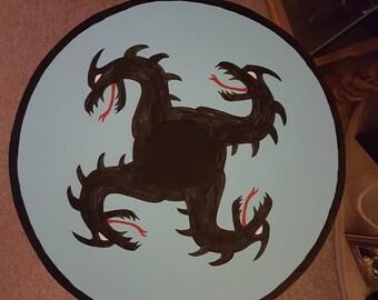Children's Dragon Viking Shield