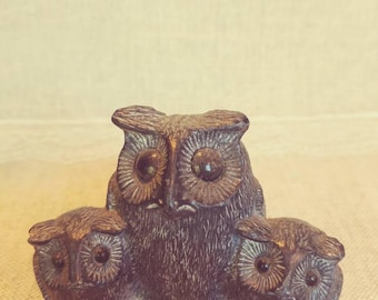 Wolf Owls