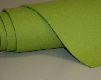 "13"" x 18"" 5mm Thick 100% Merino Wool Industrial Felt Sheet"