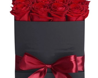 Luxury flower box