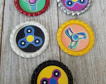 Fidget spinner magnets 1.00 each