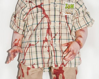 SALE! Baby Rots-a-Lot: zombie toddler 24-inch doll - Retiring soon!