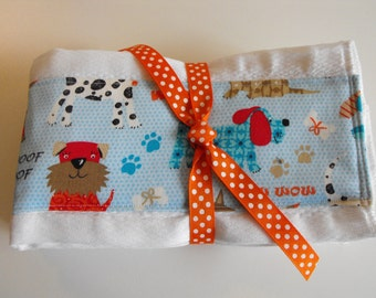 Burp Cloth Set of 3