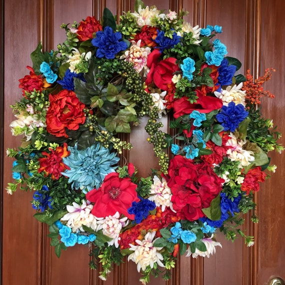 Tuscan Wreath Front Door Wreath Elegant Spring Wreaths XL Front Door Wreath Spring Front Door Decoration Gift for the Home Wreaths  sc 1 st  Etsy & Tuscan Wreath Front Door Wreath Elegant Spring Wreaths XL Front Door Wreath Spring Front Door Decoration Gift for the Home Wreaths