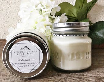 scented soy candles - scented candle - candles scented personalized - candles scent - candles scented tropical - mothers day gift