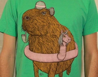 Nigel The Capybara - Mens