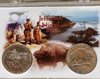 2005 Nickel Westward Journey Series Set