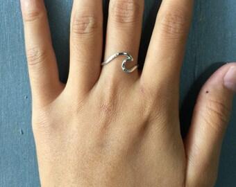 Ocean Swell Ring