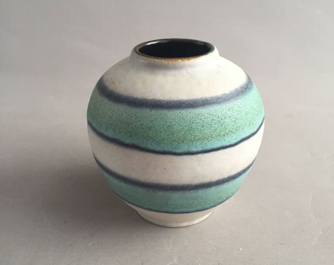 mini german pottery vase